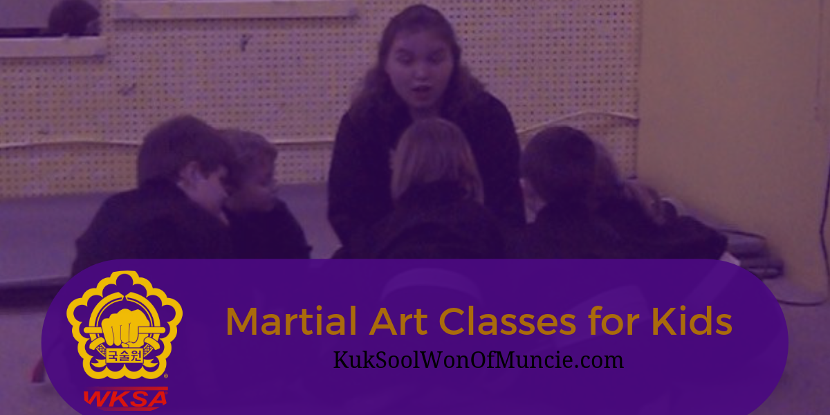 Safe and effective martial art classes for kids.